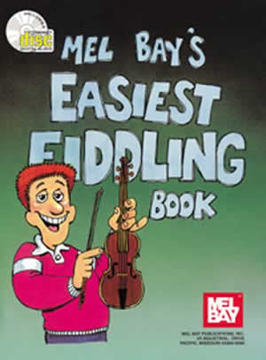 Easiest Fiddling Book 95602BCD   upc 796279037266