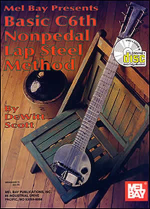 Basic C6th Nonpedal Lap Steel Method   upc