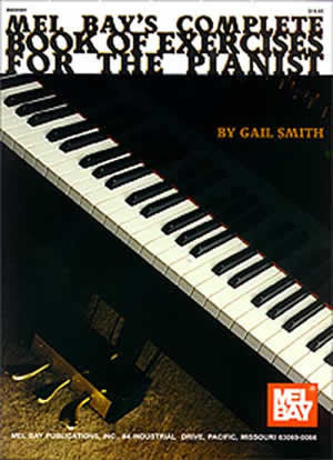 Complete Book of Exercises for the Pianist 95991   upc 796279032520