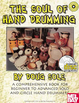 Soul of Hand Drumming 96464BCD   upc 796279040334