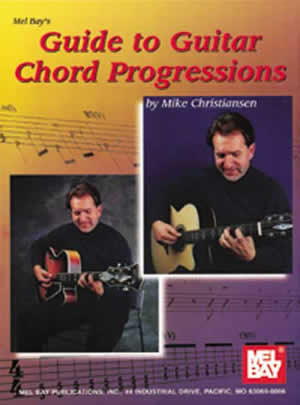 Guide to Guitar Chord Progressions 97169   upc 796279049719