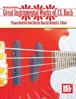 Great Instrumental Works of J. S. Bach 97745   upc 796279036719