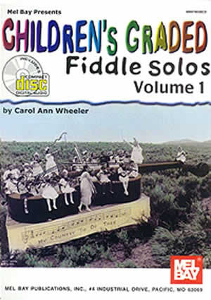 Children's Graded Fiddle Solos Volume 1 97803BCD   upc