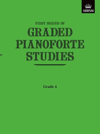 Graded Pianoforte Studies, First Series, Grade 4 (Lower)  9781854720443   upc 9781854720443