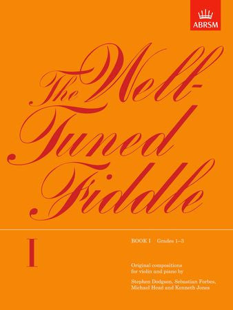 The Well-Tuned Fiddle, Book I  9781854721273   upc 9781854721273