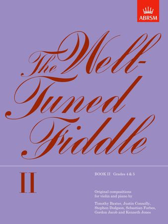 The Well-Tuned Fiddle, Book II  9781854721280   upc 9781854721280