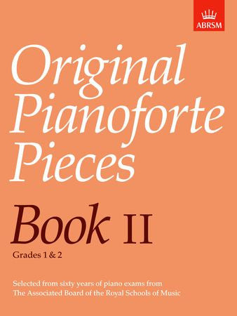 Original Pianoforte Pieces, Book II  9781854721891   upc 9781854721891
