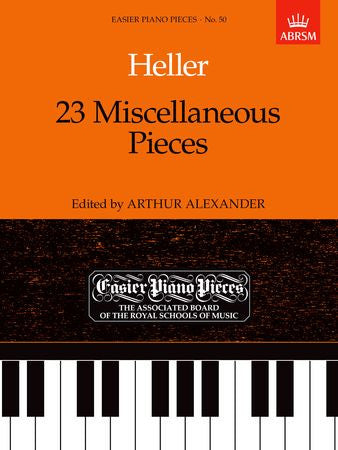 23 Miscellaneous Pieces  9781854723178   upc 9781854723178