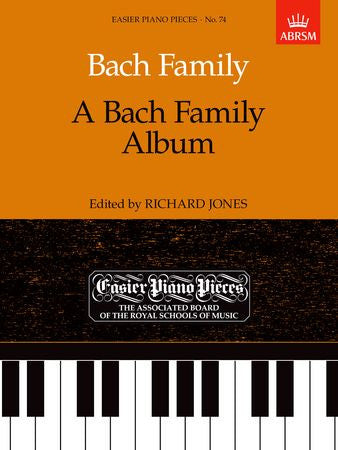 A Bach Family Album  9781854724151   upc 9781854724151
