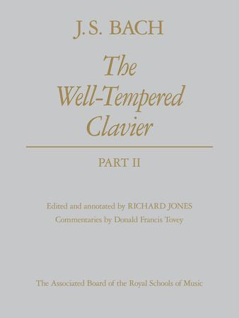 The Well-Tempered Clavier, Part II  9781854727565   upc 9781854727565
