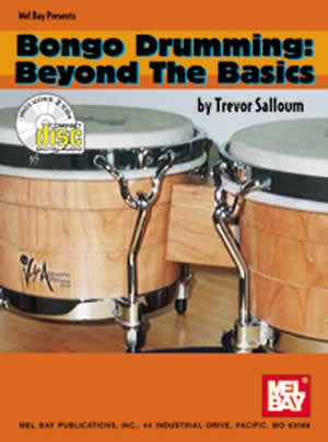 Bongo Drumming: Beyond the Basics 97851BCD   upc 796279058193