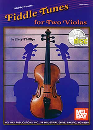 Fiddle Tunes for Two Violas 98151BCD   upc 796279062558