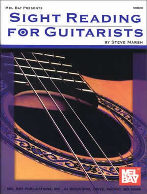 Sight Reading for Guitarists 98203   upc 796279062312