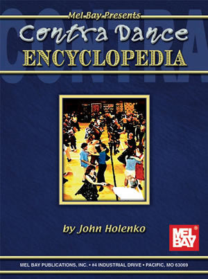 Contra Dance Encyclopedia 98221   upc 796279076173