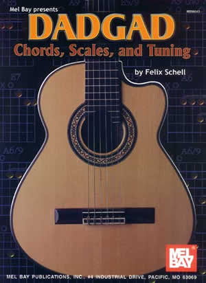 Dadgad Chords, Scales & Tuning 98543   upc 796279066785