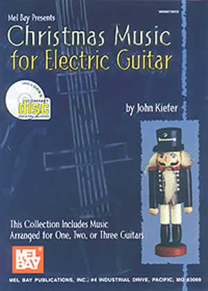 Christmas Music for Electric Guitar 98673BCD   upc 796279020350