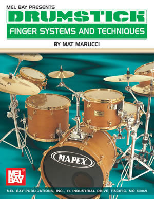 Drumstick Finger Systems and Techniques 98717   upc 796279071369