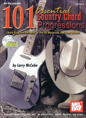 101 Essential Country Chord Progressions   upc 796279068505