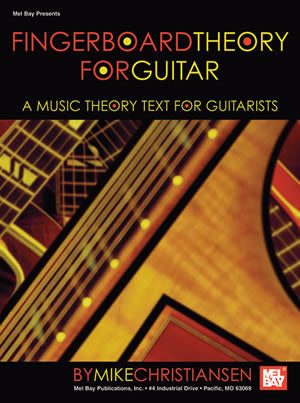 Fingerboard Theory for Guitar 99173   upc 796279086080