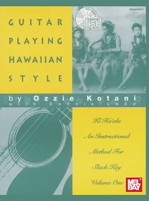 Guitar Playing Hawaiian Style 99263BCD   upc