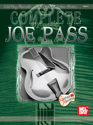 Complete Joe Pass 99311   upc 796279088022