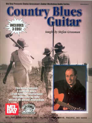 Country Blues Guitar 99465BCD   upc 796279074056