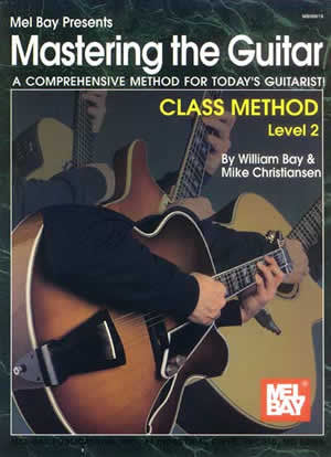 Mastering the Guitar Class Method Level 2 99618   upc 796279086813