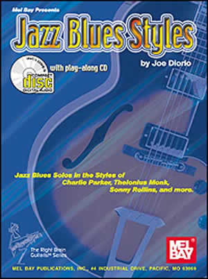Jazz Blues Styles 99623BCD   upc
