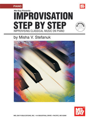 Improvisation Step by Step 99657BCD   upc