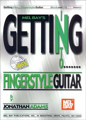 Getting into Fingerstyle Guitar 99885BCD   upc