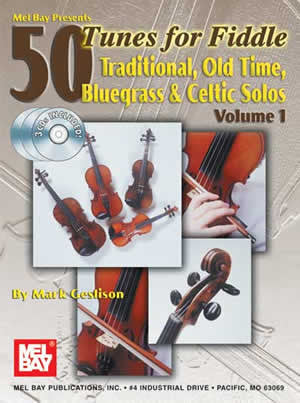 50 Tunes for Fiddle Volume 1   upc 796279084130