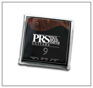 PRS 9-42 Electric Guitar Strings   upc 825362300007