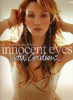 GOODREM DELTA SELECTIONS FROM INNOCENT EYES PIANO VOCAL GUITAR BOOK̴Ì_̴åÇÌÎ_ÌÎ__̴Ì_̴åÇÌÎ_ÌÎ___ AM85135   upc 9780711926912