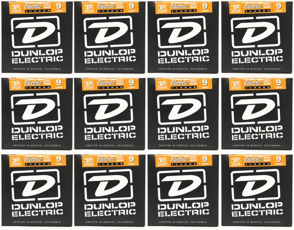 Dunlop DEN0942 12 PACK ELECTRIC   upc 710137033535