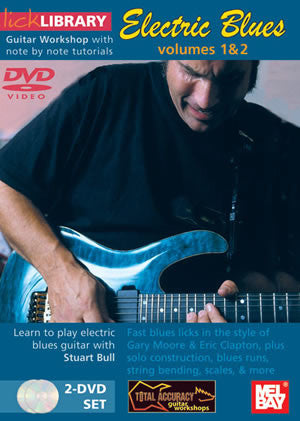 Electric Blues Volumes 1 & 2,  2- Set DVD RDR0009   upc 5060088829011