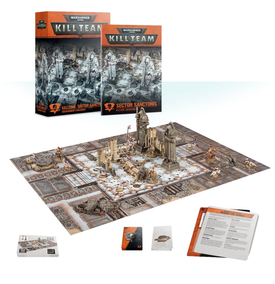 Killzone: Sector Sanctoris Environment Expansion