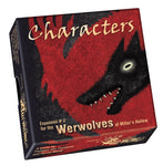 Werewolves expansion 3: characters