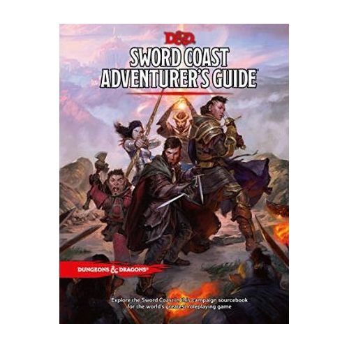 Dungeons & Dragons: Sword Coast Adventure Guide