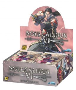UFS: SoulCalibur VI: 1 box of booster packs