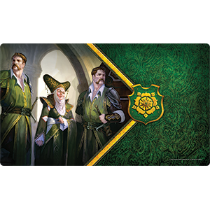 The Queen of Thorns Playmat