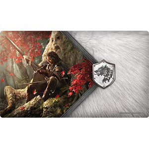 The Warden of the North Playmat
