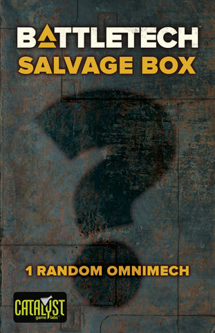 Salvage Box: Clan Invasion