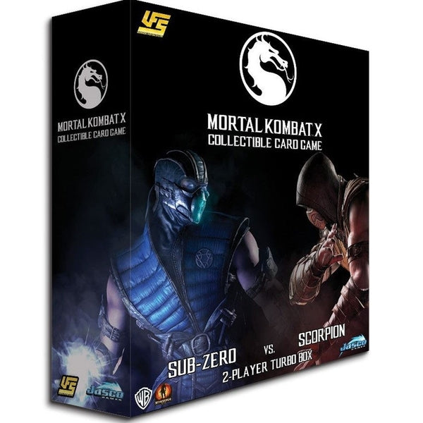 UFS : Mortal Kombat : 2 - Player Starter (Turbo Box)