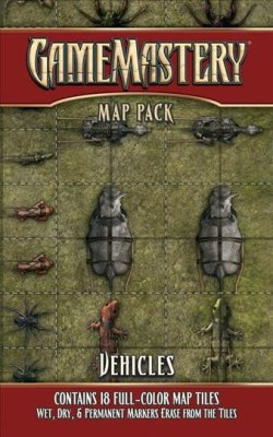 Game mastery map pack