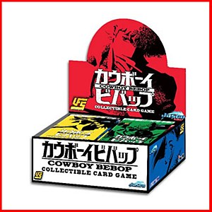 UFS : Cowboy Bebop :1 box of booster packs