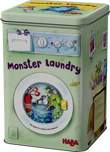 Monster laundry