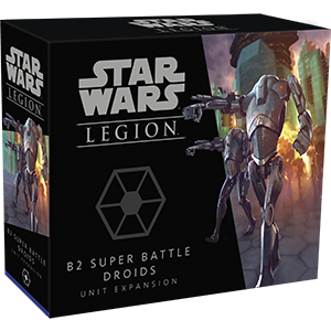 B2 Super Battle Droids Unit Expansion