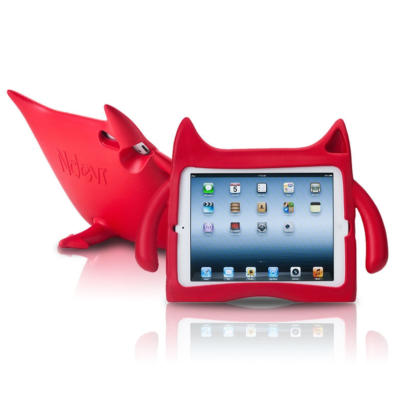 iPadding to iPad Air - red