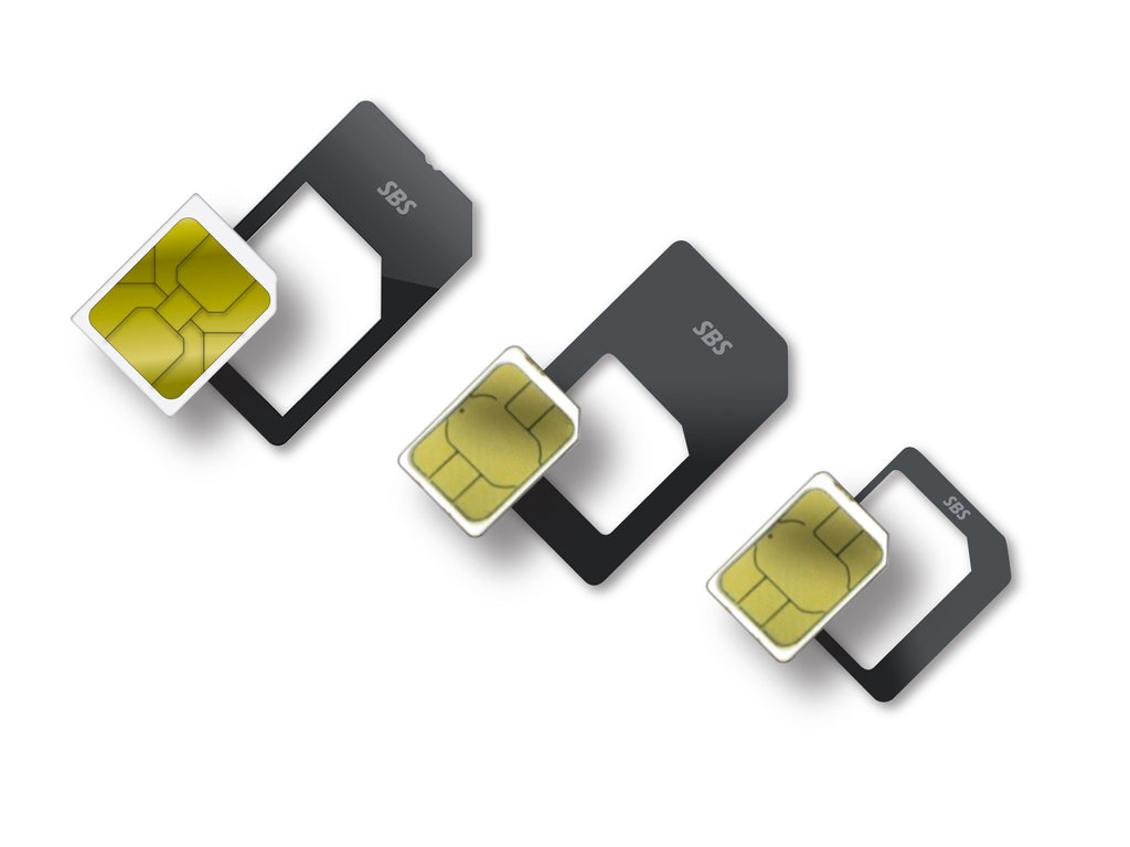 UNIT Nano and Micro Sim adapter