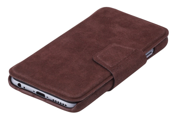 2-1 Toronto Flipcase to iPhone 8 - Brown